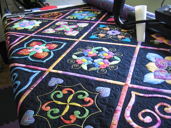 Cecilia Quilts We Turn Your Quilt Tops Into Beautiful